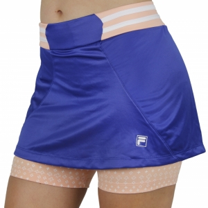Saia Shorts Fila New Haven Branca